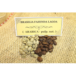 Káva BRASILIA FAZENDA