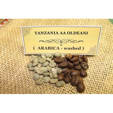 Káva TANZANIA OLDEANI
