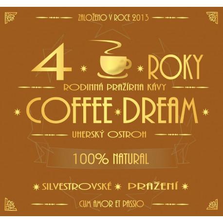 Kávová směs FOURTH YEAR