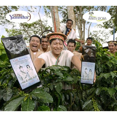 Káva Peru Cepro Yanesha Gr. 1