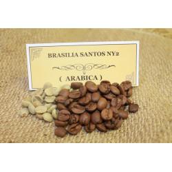 Káva BRASILIA SANTOS světlé pražení