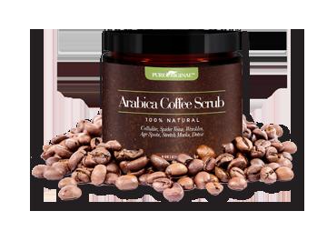 Čerstvá káva Arabica
